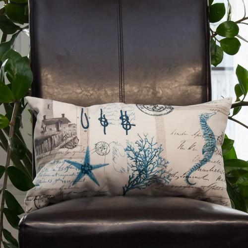 tischdecke maritim postkarten neckels. Black Bedroom Furniture Sets. Home Design Ideas