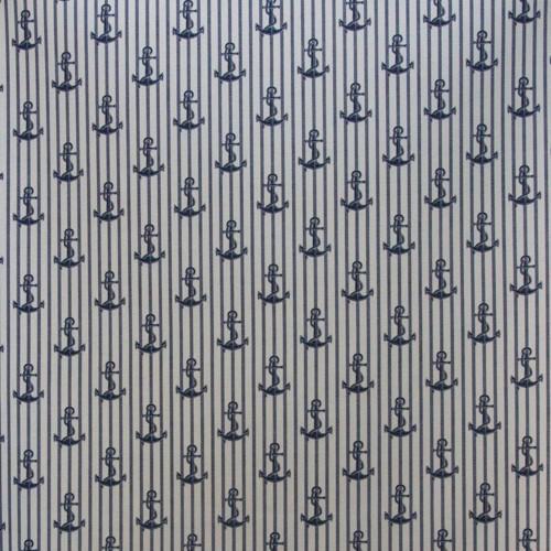 Neckels Living Kissenhülle Streifen Anker 2 KH/StreifenAnker2-327