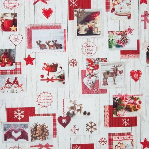 Neckels Living Digi-Druck Christmas Time BB/ChristmasTime-316