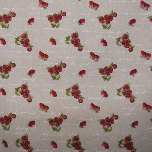 Neckels Living Kissenhülle Erdbeeren KH/Erdbeeren-310