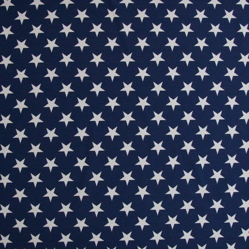 Neckels Living Doubleface Sterne,Dkl.Blau BB/Double Sterne Blau-37