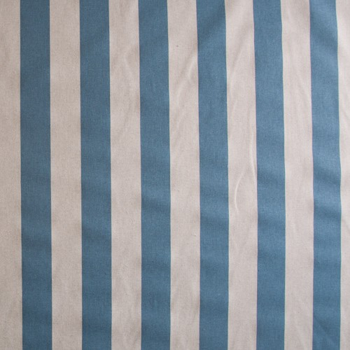 Neckels Living Blockstreifen Grau-Blau ST/Streifen Blau-Grau-316