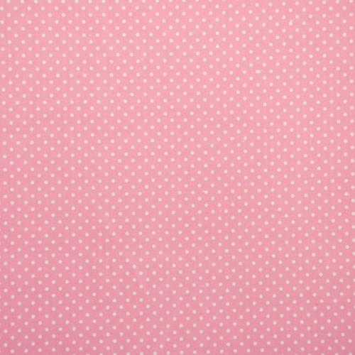 Neckels Living Tupfen Rosa Weiß BB/PunkteRosa-32