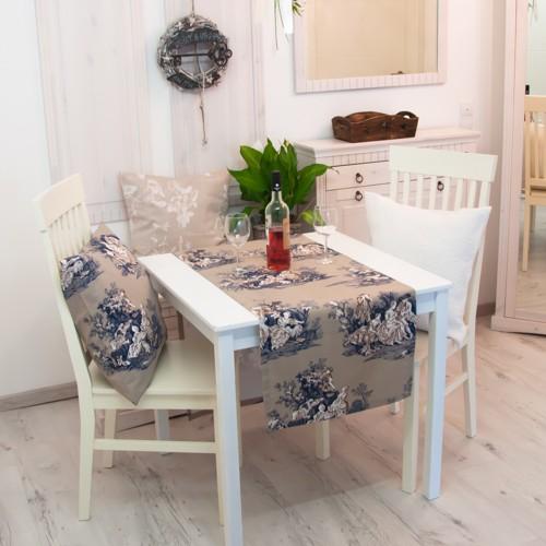 Neckels Living Tischläufer Toile de Jouy Historique TL/Historique-333