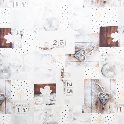 Neckels Living Weihnachten in Silber-Weiß ST/WeihnSilberWeiß-34