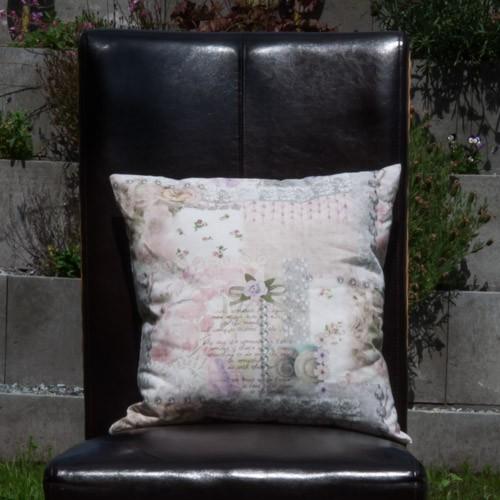 kissenh lle vintage bl ten neckels. Black Bedroom Furniture Sets. Home Design Ideas