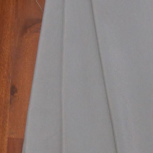 feinrips uni silber grau neckels onlineshop f r stoffe handgemachte kissen. Black Bedroom Furniture Sets. Home Design Ideas