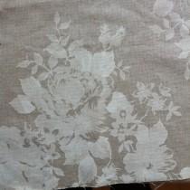 Natur-Weiß Große Rose
