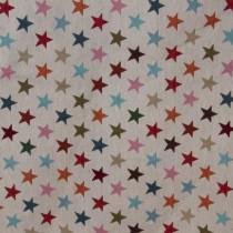 Gobelin Sterne Bunt