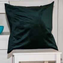 Kissenhülle Samt Grün