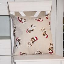 Kissenhülle Nikolaushunde