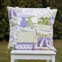 Kissenhülle Lavendel Provence