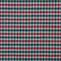 Vichy Karo, Rot-Grün-Weiß