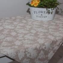 Tischdecke Kleine weiße Rose