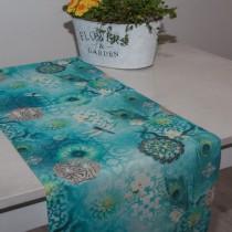 Tischläufer Türkiser Sommertraum