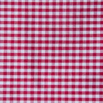 Vichy Karo, Rot- Weiß
