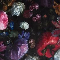 Barockblumen Samt