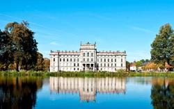 Frühlingszauber Schloss Ludwigslust