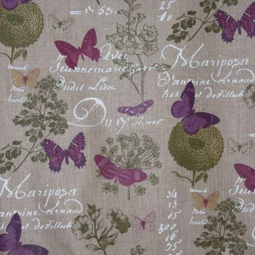 Neckels Living Outdoor Kissenhülle Schmetterling KH/OutdSchmetterl-329