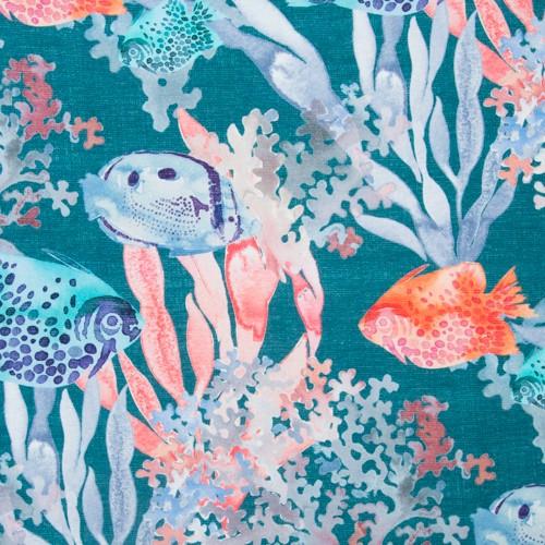 Neckels Living Kissenhülle Korallenriff KH/Korallenriff-324