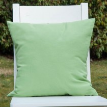 Kissenhülle Pistaziengrün