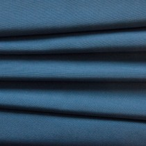 Uni-Stoff-Feinrips Jeans-Blau
