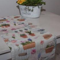Tischläufer Garden Life