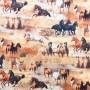 Neckels Living Kissenhülle Pferde KH/Pferde-026